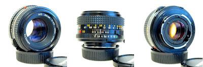 Minolta MD 50mm 1:1.7