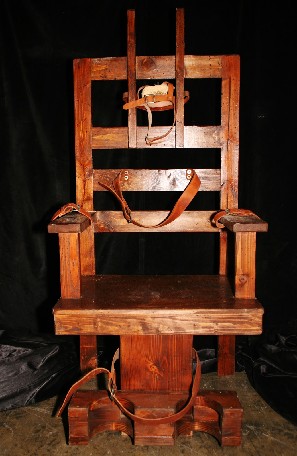 Electric Chair Execution Gone Wrong Design Presentation The Voice Of One Crying Out In Suburbia Pro Life On