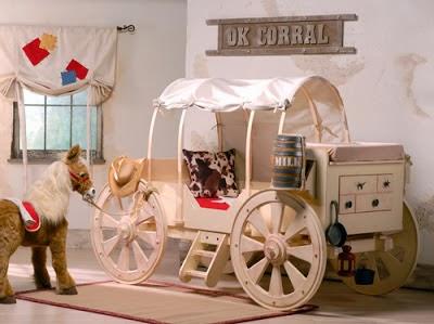 diseño cama infantil original