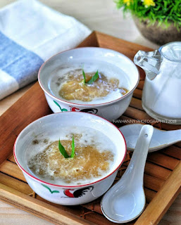 Ide Resep Masak Bubur Ganepo atau Bubur Singkong