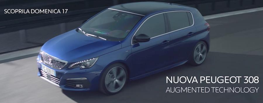 Canzone Peugeot Pubblicità 308 2017 (Augmented Technology), Spot Settembre 2017
