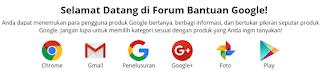 """Cara Membuat Forum di Dalam Blog """"Google Grup"""""""