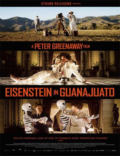Ver Eisenstein en Guanajuato (2015) Online