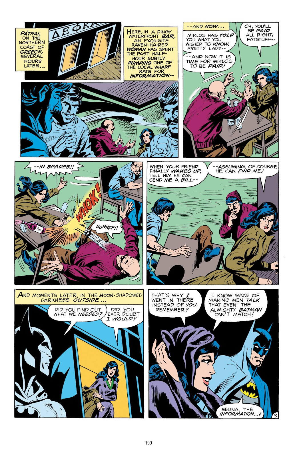 Read online Catwoman: A Celebration of 75 Years comic -  Issue # TPB (Part 2) - 91