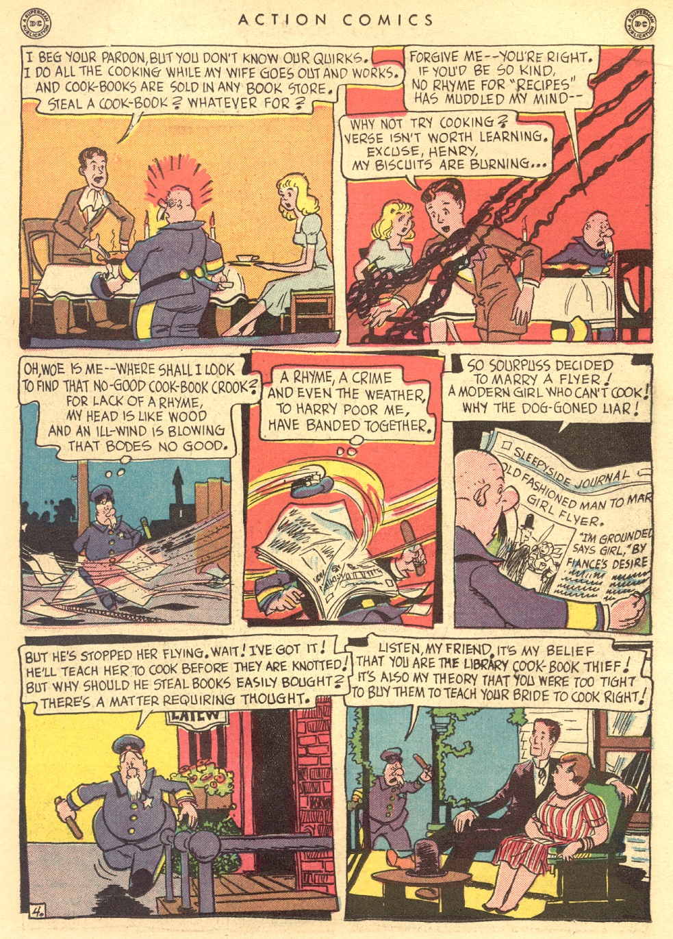 Action Comics (1938) 93 Page 22