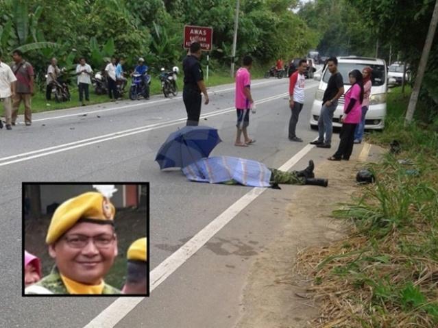 Hasrat 'Terakhir' Terhadap TPM Tertunai, Lelaki Maut Dalam Kemalangan!