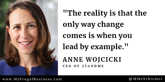 anne wojcicki quotes ceo 23andme quotation
