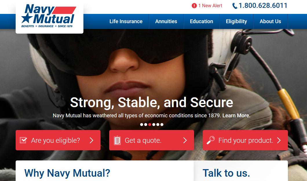 Navy Mutual Insurance