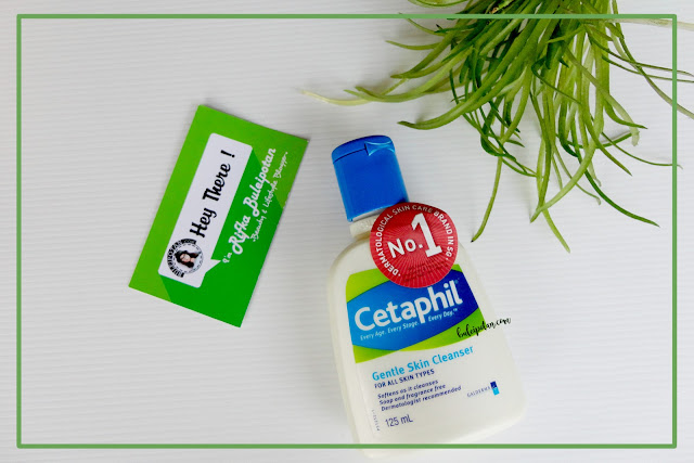 Cetaphil+Gentle+Skin+Cleanser+review