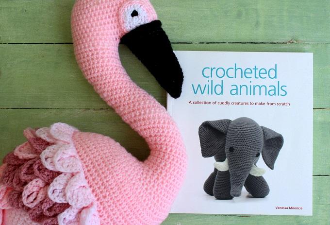 crochet wild animals