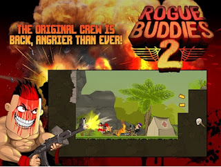 Rogue buddies MOD APK Terbaru (Unlimited Money) v1.1.2