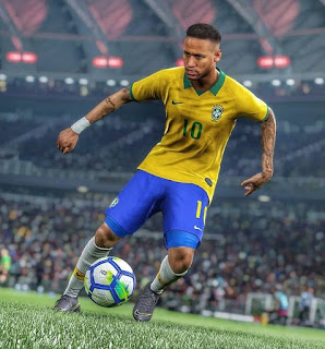 PES 2019 Real Soccer Gameplay Mod by Incas36