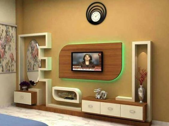 Modern Tv Wall Units Living Room Cabinet Design
