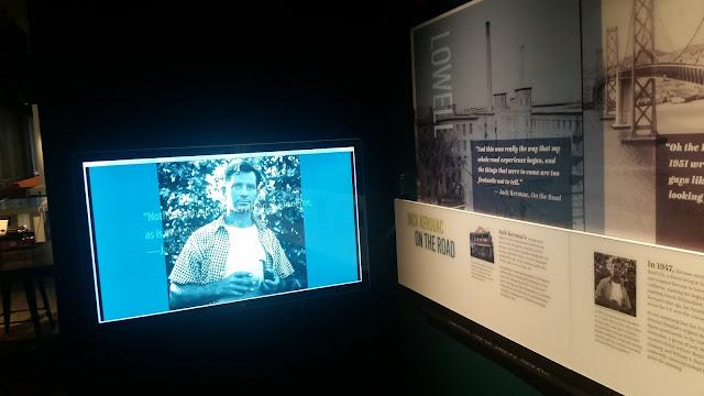 Kerouac-Exhibit-American-Writers-Museum
