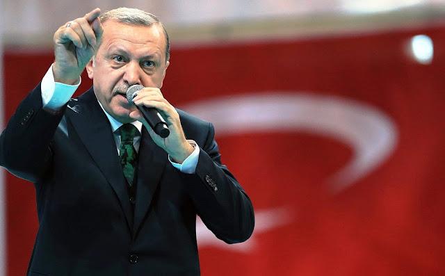 Ερντογάν: Η Άγκυρα δεν θα υποχωρήσει ποτέ από τη συμφωνία εξαγοράς των S-400