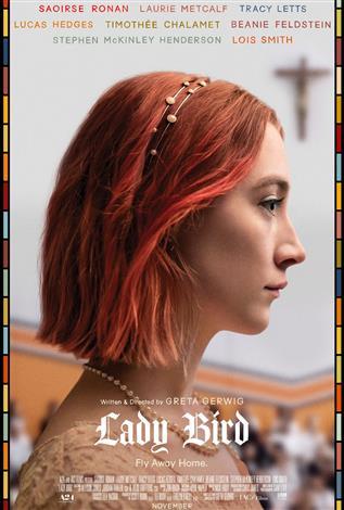 Tuổi Nổi Loạn - Lady Bird (2017)