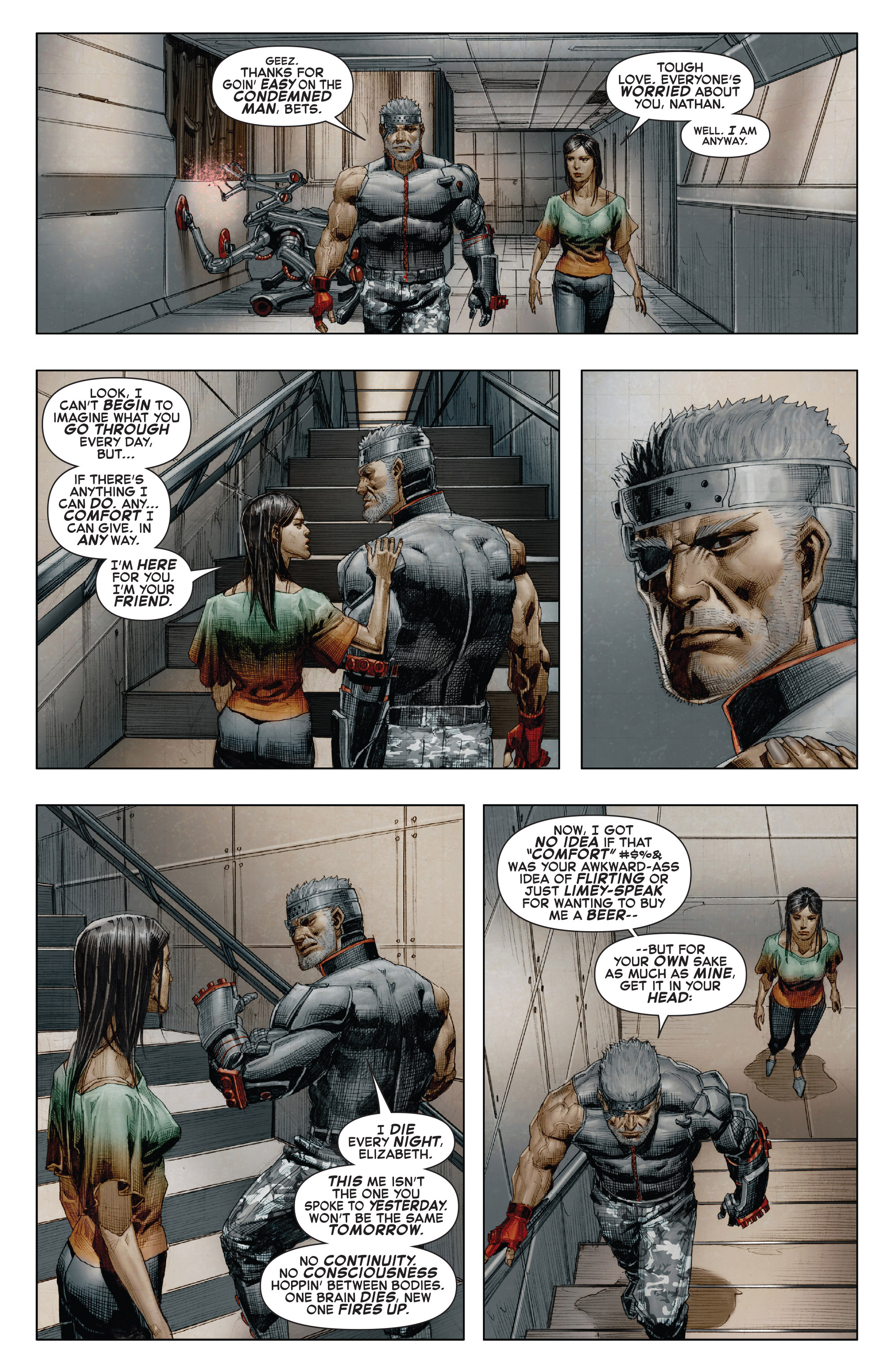 Read online X-Force (2014) comic -  Issue #7 - 6