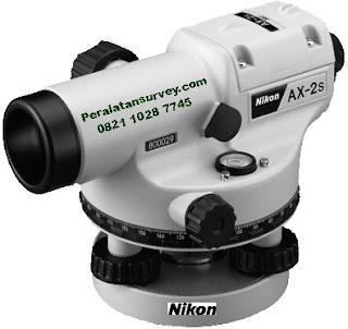 Tempat Penjualan Waterpass ax2s Nikon Di Jakarta dan Tangerang