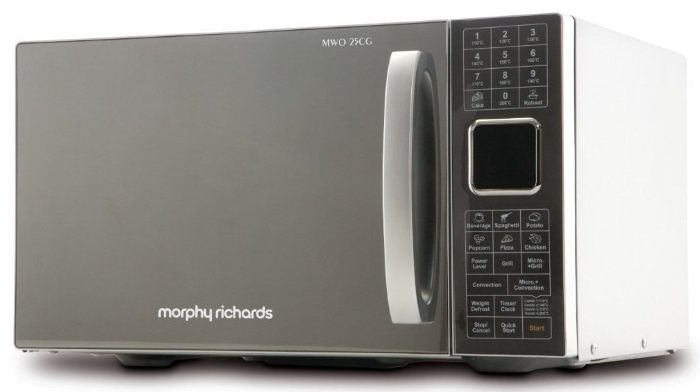 Morphy Richards 25cg With 200 Acm Convection Microwave Oven