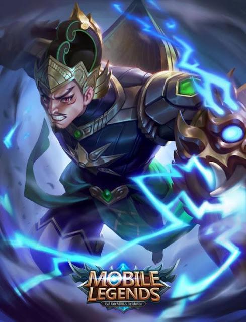 Wallpaper Gord   Mystic Magician   Mobile Legends