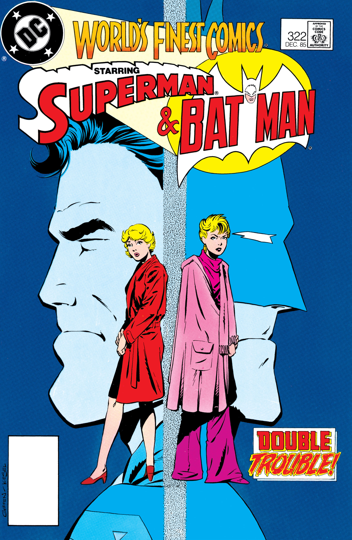 Read online World's Finest Comics comic -  Issue #322 - 1