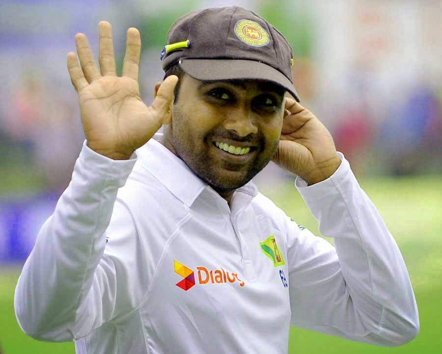 Mahela Jayawardene gets a perfect farewell