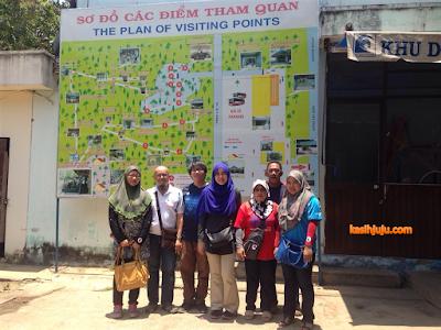 Rentetan kisah rakyat malaysia di culik di Ho Chi Minh, Vietnam