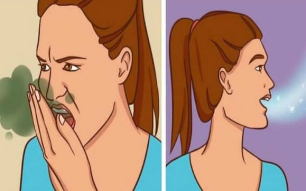 I Had Bad Breath. I Got Rid Of It In 5 Minutes With This Remedy.