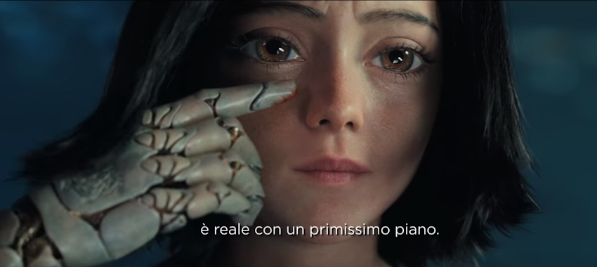 Alita: Angelo della Battaglia | Making Of HD | 20th Century Fox 2018