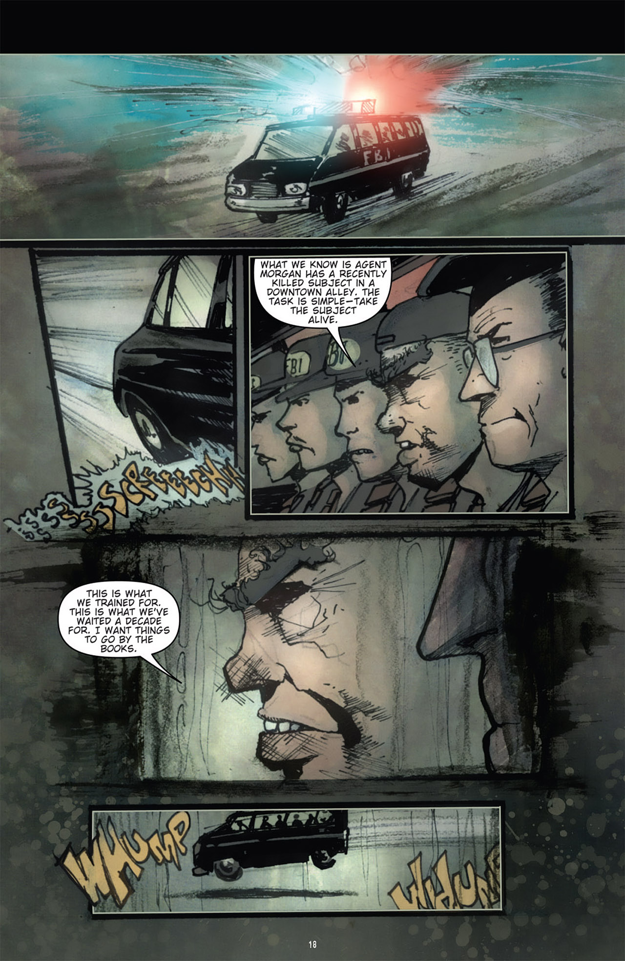 Read online 30 Days of Night (2011) comic -  Issue #2 - 22