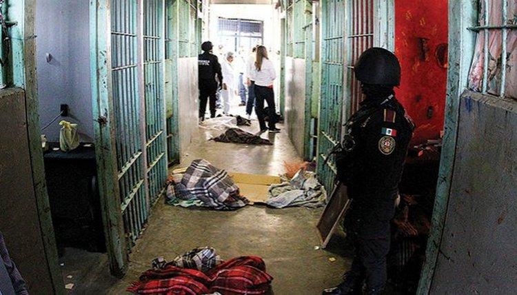 Pelea entre carteles por el control del Penal de Cadereyta