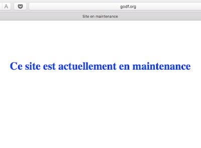 Στόχος από  Hackers έγινε η επίσημη ιστοσελίδα της Μεγάλης Ανατολής της Γαλλίας