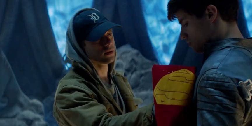 Krypton New Trailer Introduce Adam Stramge.