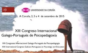 XIII Congreso Internacional Gallego-Portugués de Psicopedagogía