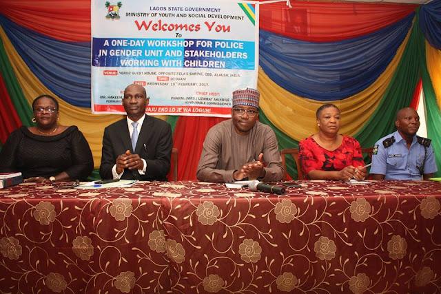 Lagos urges police