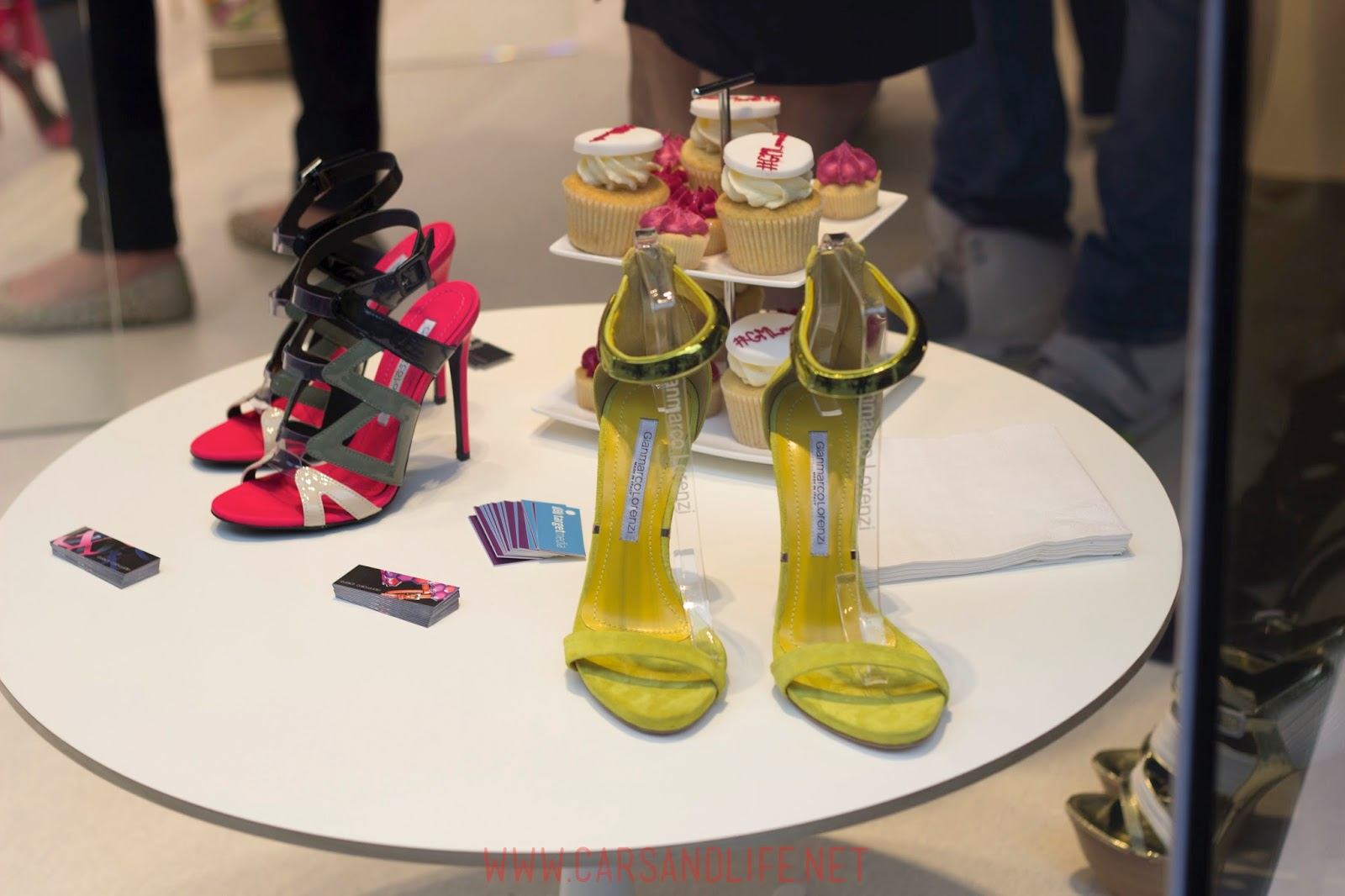 Gianmarco Lorenzi High Heels Spring Summer 2014 Collection Continues…