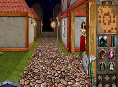 大冒險:冰與火之島DLC(The Quest),復古風格開放式世界角色扮演!
