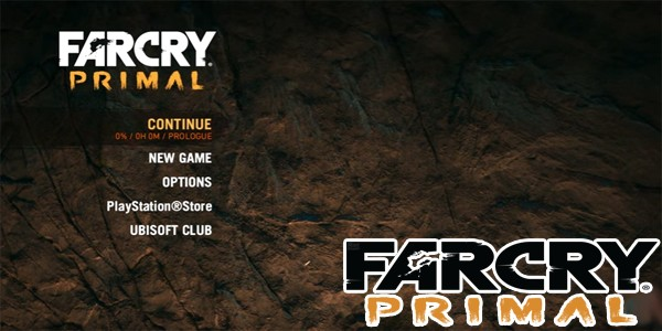 Far Cry Primal Screenshot 1
