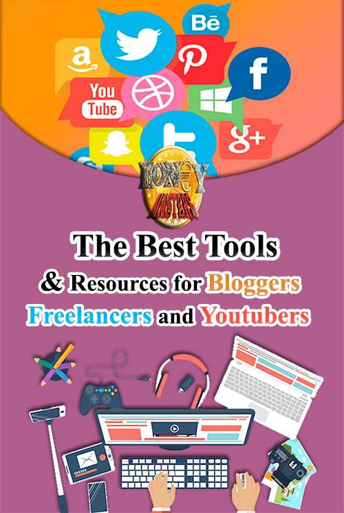 The Best Tools & Resources for Bloggers, Freelancers and Youtubers - 746px