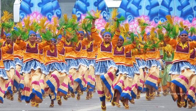Bansadayaw Festival in Bagumbayan