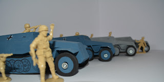Sd.Kfz. 251 in 1/32 scale
