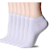 [DEAD] Amazon: $3.49 (Reg. $9.99) Women's Low Cut Socks, 6 Pairs!