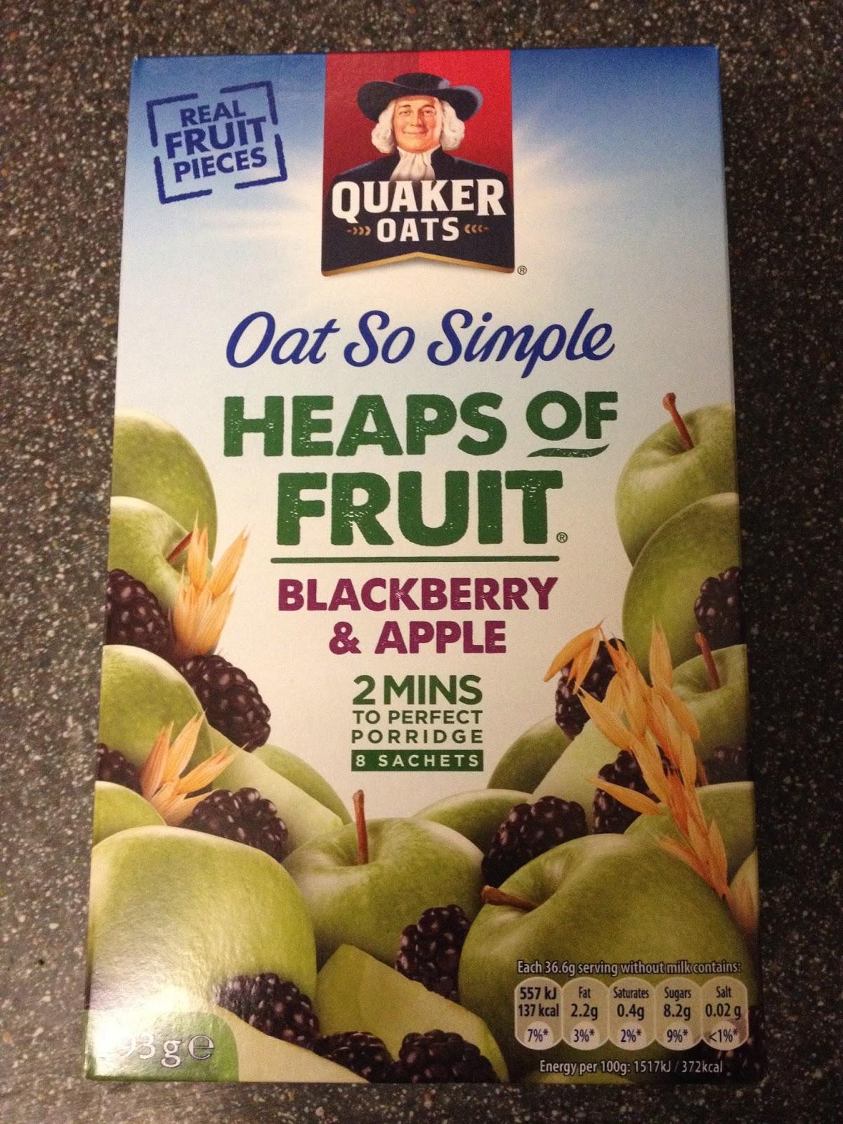 ★ Testimoni Diet Dengan Quaker Oat