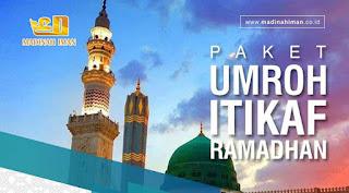 Promo Paket Umroh Ramadhan