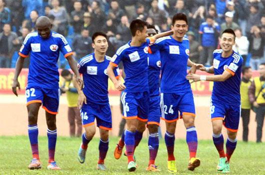 Than Quảng Ninh vs Sông Lam Nghệ An 18h00 ngày 24/7 www.nhandinhbongdaso.net
