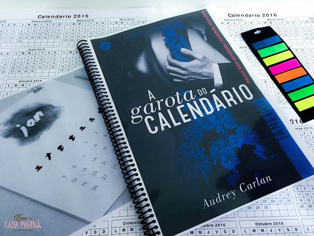 [Resenha] A Garota do calendário – Janeiro | Audrey Carlan, @Verus_Editora
