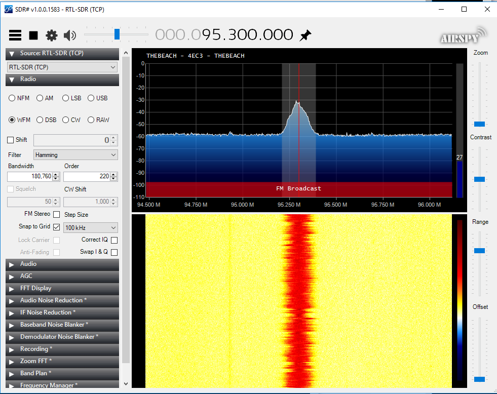 GoJimmyPi: OpenWRT on EA3500 with RTL-SDR Stream