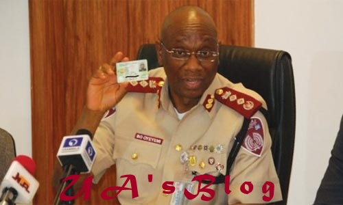 FRSC to include NIN in drivers' licence requirement