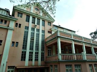 Prédio Principal da Escola Superior de Teologia, São Leopoldo