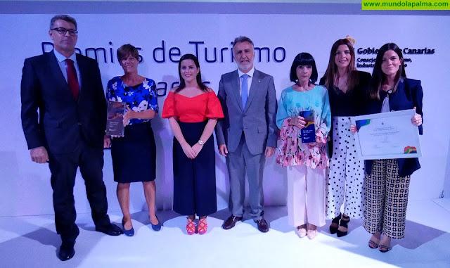 TUI y Pablo Barbero reciben los Premios de Turismo Islas Canarias 2019